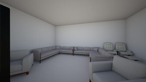 Modern Living Room - Living room - by Na Fam