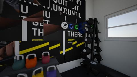 gym rvf - by ronny5454