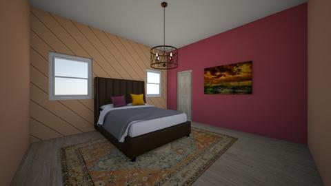 Desert Room - Bedroom  - by powerssr