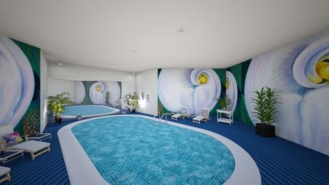 OKeefe Pool - Modern - by Irishrose58