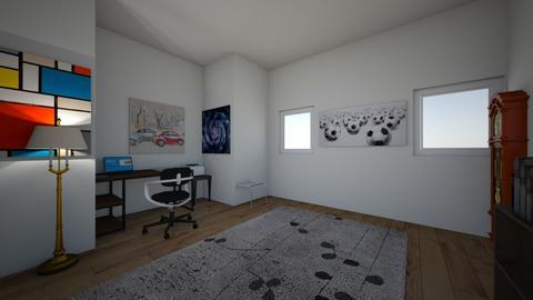 my office - Office - by 29catsRcool