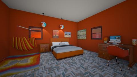 Bedroom - Bedroom  - by TyKhiaD