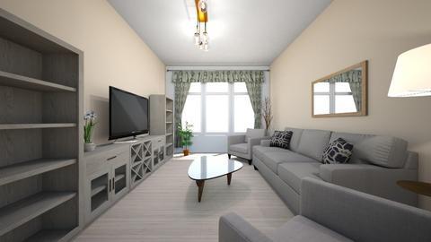 Point - Classic - Living room  - by Twerka