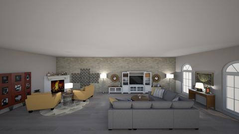 Livingroom - Living room - by trishk82