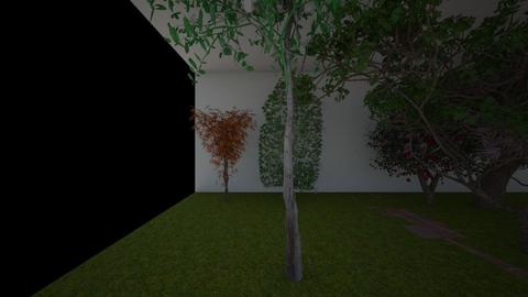 vrt - by tinapicina