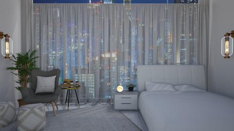 Night Room - Bedroom  - by Skwood
