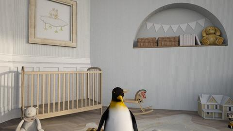 Gender neutral nursery  - Kids room  - by Moosh_1234