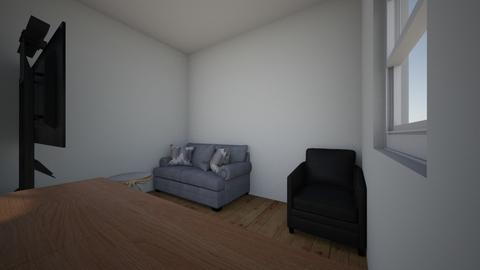 Room challenge - Living room  - by Logan Kinservik