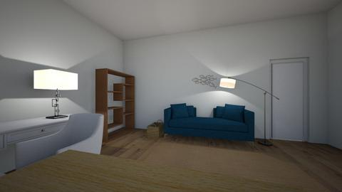 Beths Office - Modern - by sandyhibbs