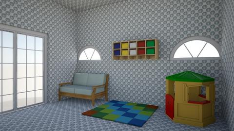 PlayRoom - Kids room  - by HamzaZ