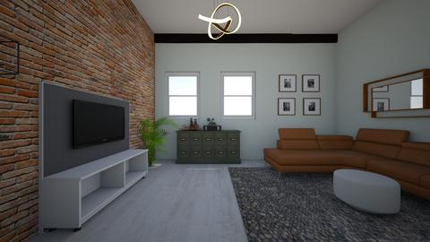 Simple - Living room - by Ashley Van Driesche_186