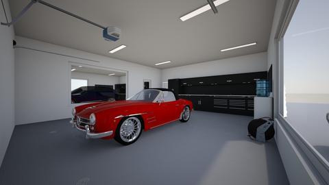 Car wash shop_indoor 4 - by saratevdoska