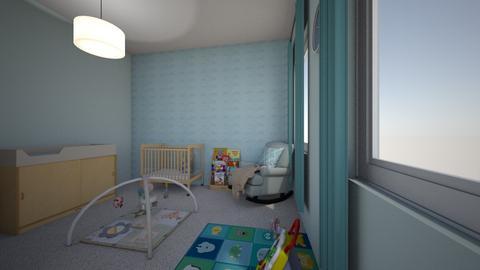 babyyyy - Kids room - by rdresy