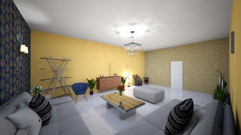 living space - Living room  - by meenalgupta