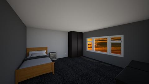 bedroom of grey - Classic - Bathroom  - by Jac0bP