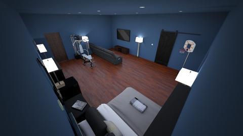 Scotts room - Bedroom  - by kb409