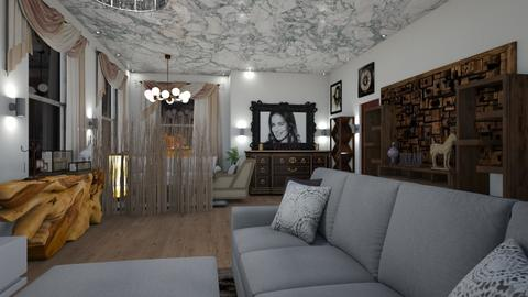 ARTISAN FLOORING1 - Living room - by slyteryn oliver