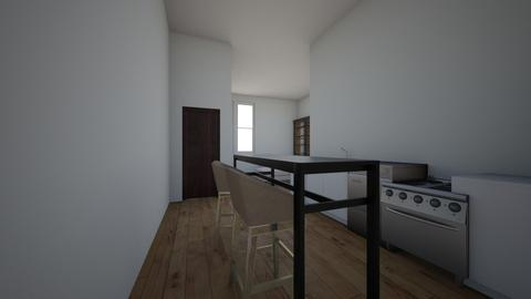 alumni draft - Living room - by naumankm