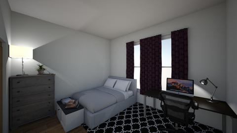 room - Bedroom - by chloe_mccarty