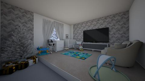 BEDROOM CONTEST_remix - Kids room  - by Arianna_10