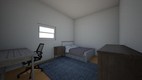ZZZZzzzzach - Bedroom  - by zzzzach