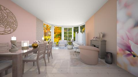 Living Room no 5 - Classic - Living room  - by zosiawojcik