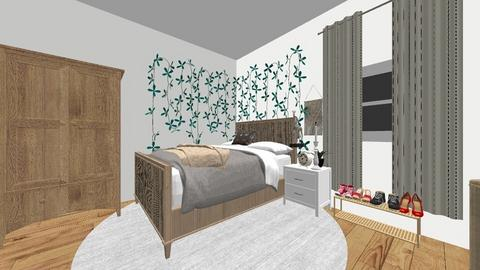 m bedroom fcs - Country - Bedroom  - by fioraria29