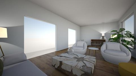 KC - Living room  - by Radishpatton
