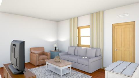 Living Room 1 - Rustic - Living room  - by lpaolucc