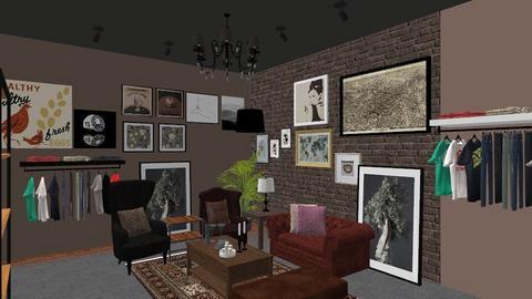 Gallery Cafe 2 - Modern - by Ejad Shukri