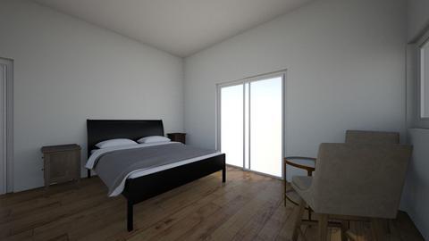 Madison design bedroom 2 - Bedroom  - by Brendel1234