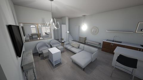 house N3 - Living room - by Niva T