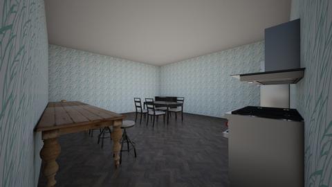 kitchen dining room  - Kitchen  - by CJ Storey