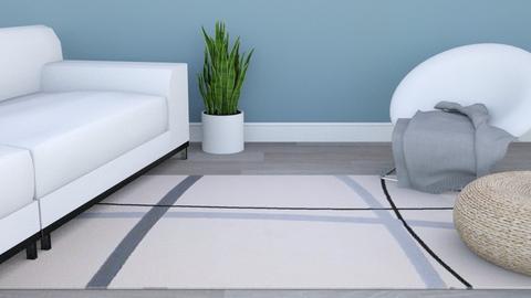 Rug - Modern - Living room  - by yellowAri