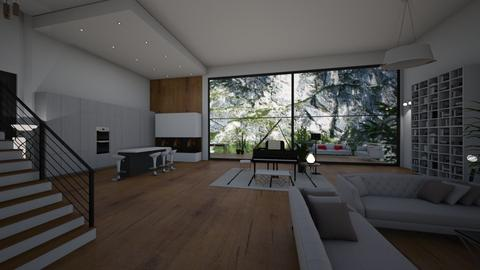my dream house - Classic - Living room  - by inbal avni