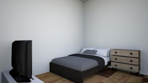 Dormitorio 1 - Modern - Bedroom  - by Santiago valero