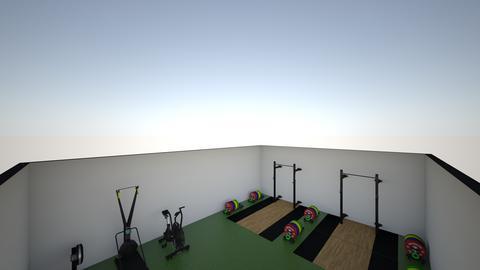 Garage Gym - by rogue_89e2dc4d9a97fe71b408d1c1ca639