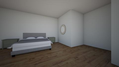 unu - Bedroom  - by churtado