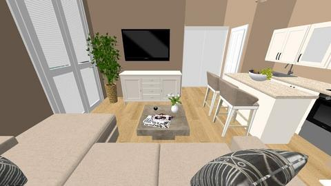 Apartment  - Modern - by TAMARA023