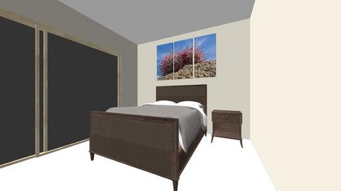 Master bedroom old - Modern - Bedroom - by 2101ellawil