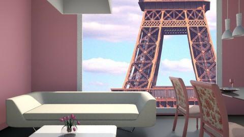 Paris - by LucijaLjeva