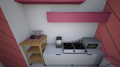 medinah kitchen - by moon_safi