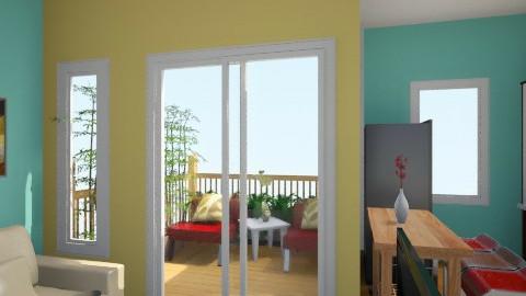 spark of Green 4 - Minimal - Living room  - by herjantofarhan