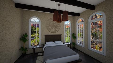 Arizona - Bedroom - by Mari_Torrez01