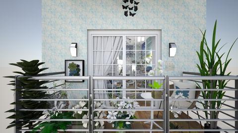bnha dorms 2 - Bedroom  - by miraichan
