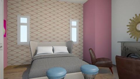 Dreamy girl room - Bedroom - by NovelHomeDesign