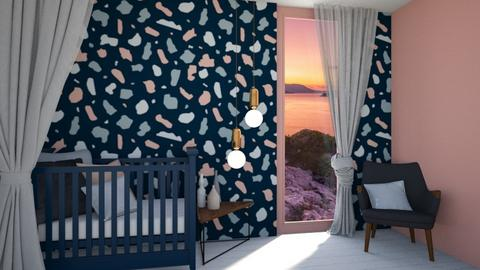 Modern Nursery - Kids room  - by KylaTH