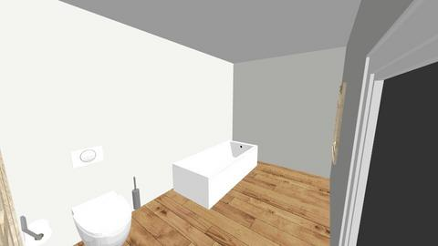 UpperBathRoom - Bathroom  - by husq