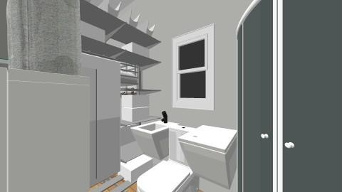 15 by 15 - Modern - Bedroom - by Bcookie108