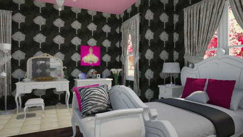 Louis - Classic - Bedroom  - by Hasniza